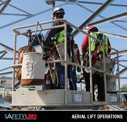 AERIAL LIFT OPERATIONS online course