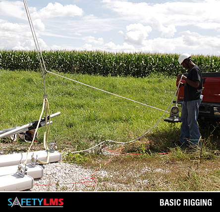 Basic Rigging Online Course from Safety LMS